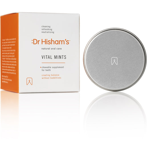 VITAL MINTS - Fresh Breath, Alkalising & Dry non-toothpaste