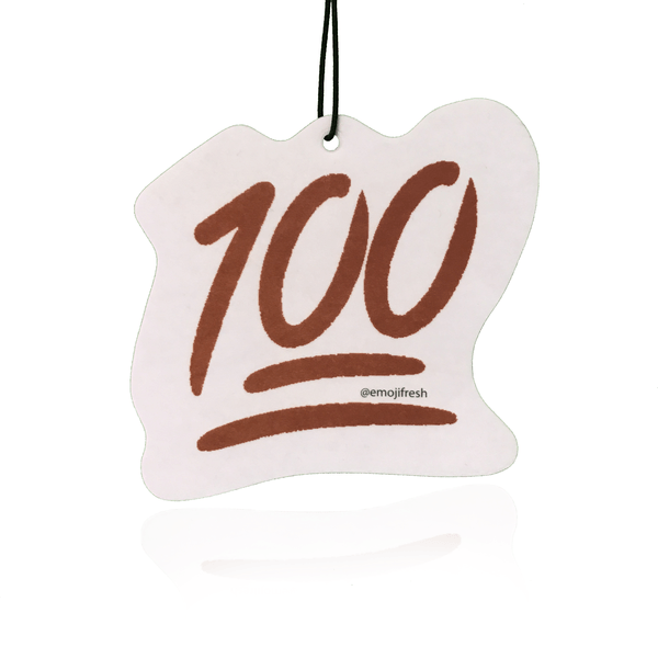 100 Emoji Car Air Freshener
