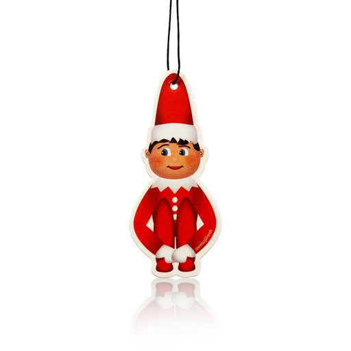 Elf On The Shelf Car Air Freshener