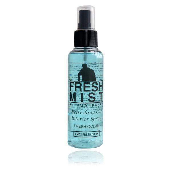 Fresh Ocean Interior Odour Eliminator Car Spray