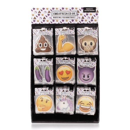 Emoji Fresh Point Of Sale Retail Display Stand-EmojiFresh