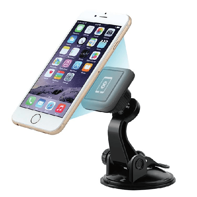 Mega Mounts Adjustable Universal Windscreen Magnetic Phone Mount-EmojiFresh
