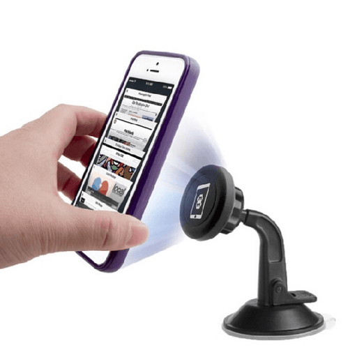 Mega Mounts Universal Windscreen Magnetic Phone Mount-EmojiFresh