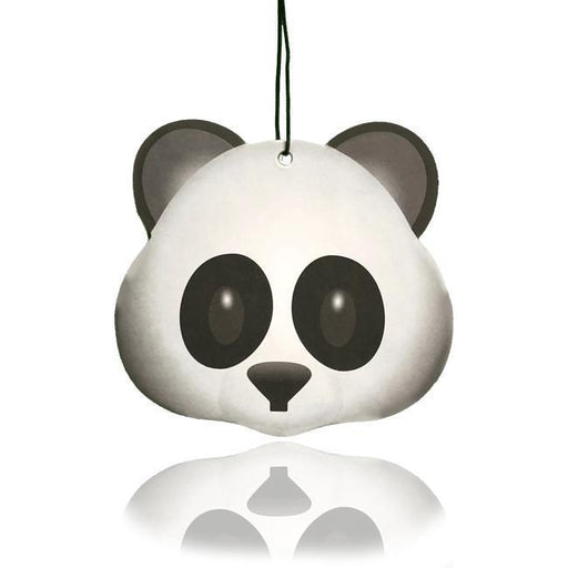 Panda Emoji Car Air Freshener-EmojiFresh