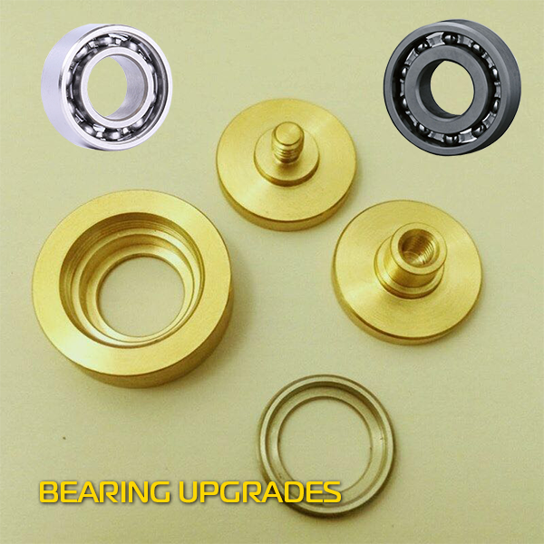 04 - Bearing Upgrades