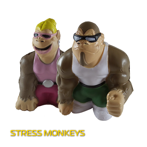 05 - Stress Monkeys