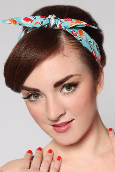 4 in 1 Headband - Sherry