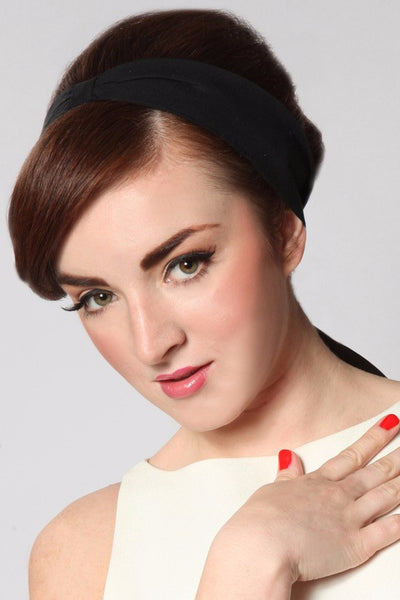 Bombshell Hair Wrap - Black