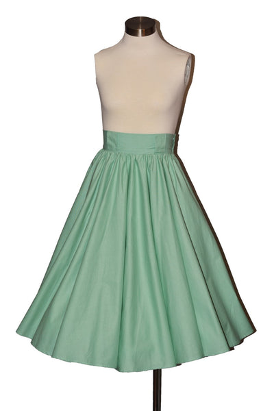 Jivin' Skirt - Seafoam Green