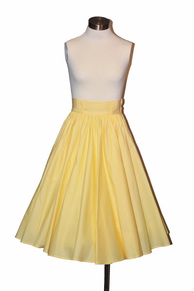 Jivin' Skirt - Yellow