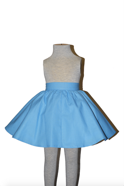 Kids Jivin' Skirt - Blue