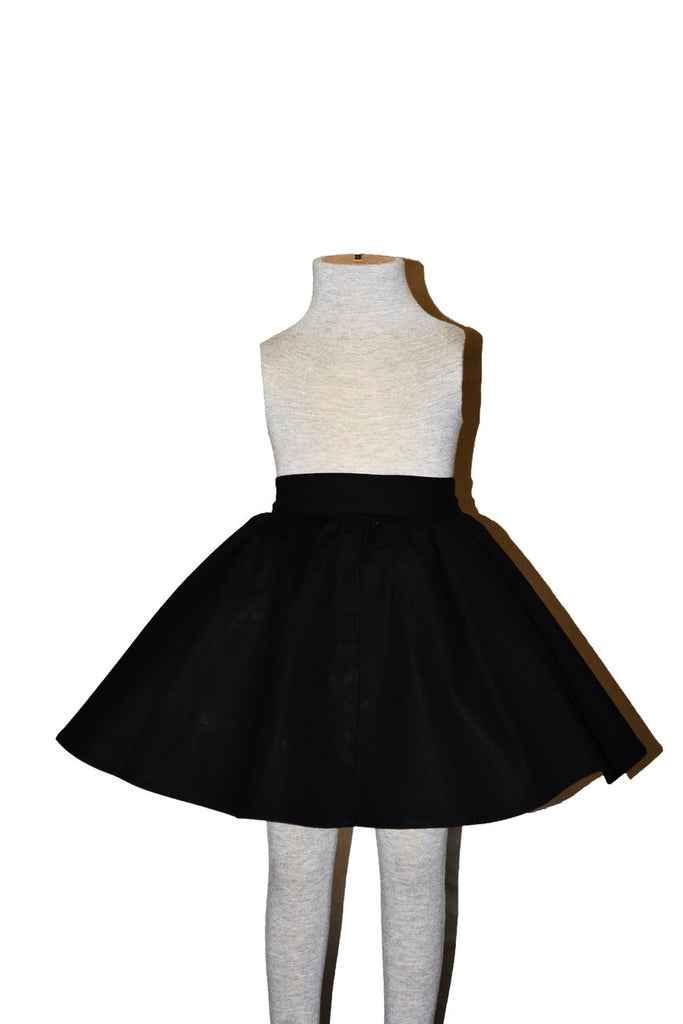 Kids Jivin' Skirt - Black
