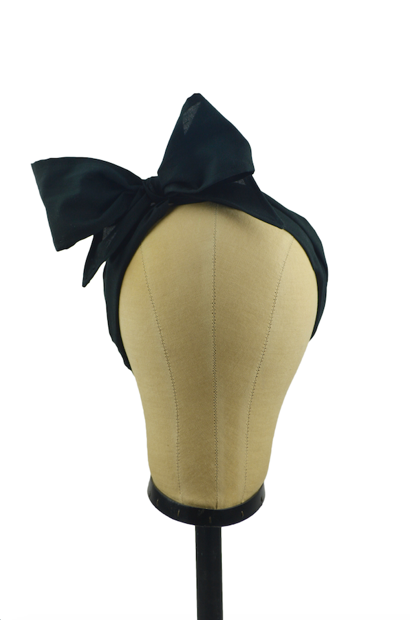 Minnie Headband -Black