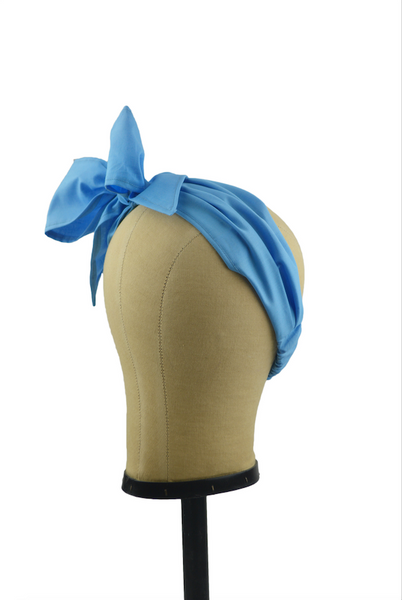 Minnie Headband -Blue
