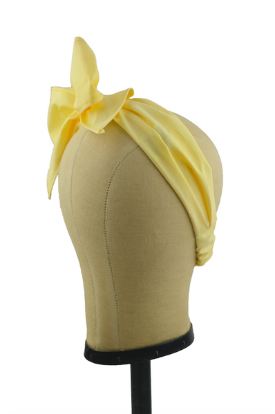 Minnie Headband -Yellow