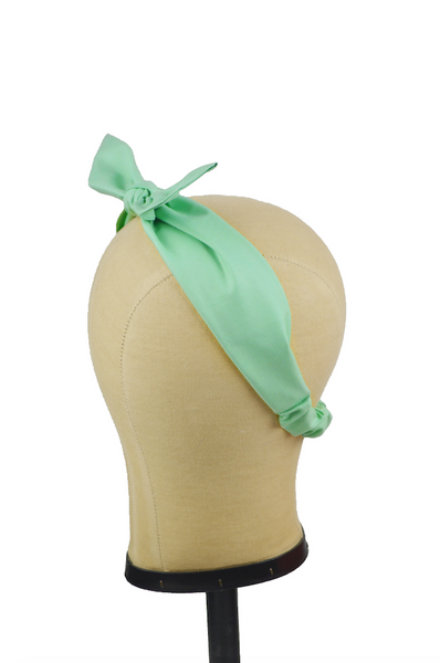 4 in 1 Headband - Seafoam Green