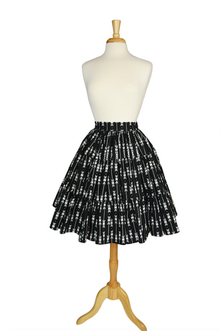 Boogie Woogie Skirt - Arrows