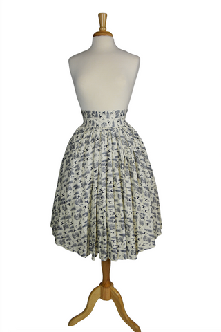 Ella Mae Skirt - Queen of the Forest