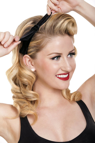 Jackie Headband - Black