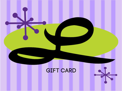 Lil' Lou Lou Gift Card
