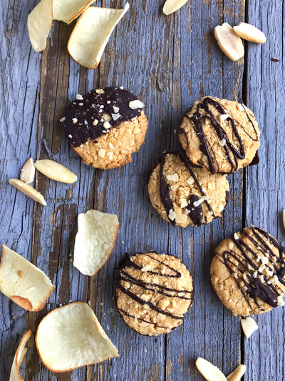 Maca Crunch Cookies by Back Porch Paleo