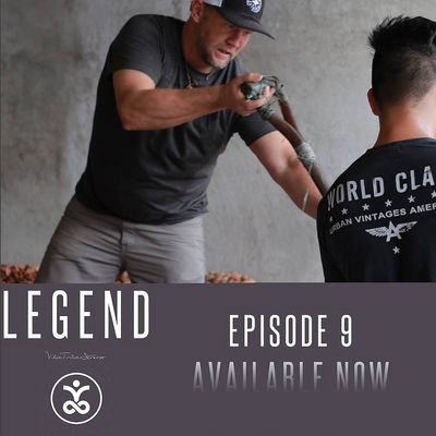 Becoming Legendary | A Vibetality Podcast