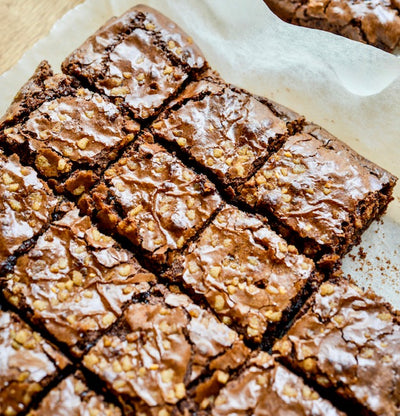 Keto Pili Nut Brownies
