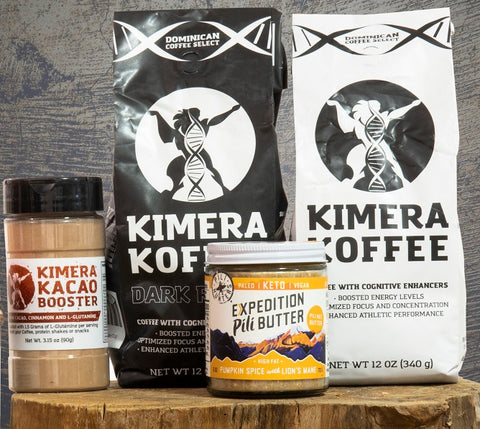 cacao kimera coffee high fat keto blend