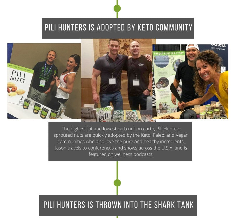 Pili Hunters is a favorite in the Keto community