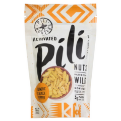 Pili Hunters Pili Nuts with Turmeric and Black Pepper