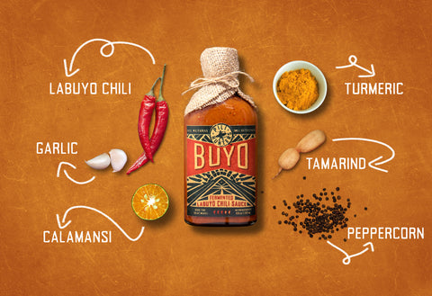 labuyo keto chili hot sauce