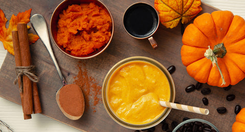 pili butter pumpkin spice smoothie