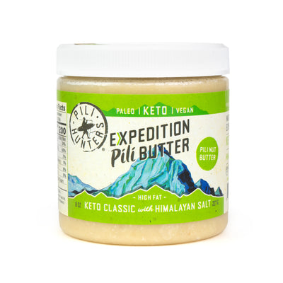 Pili Hunters Himalayan Salt & Coconut Oil Pili Nut Butter - 20% OFF