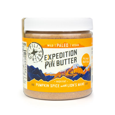 Pili Hunters Pumpkin Spice & Lion's Mane Butter - 20% OFF