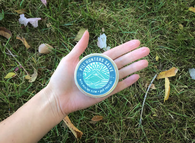 outdoor pili hunters healing salve
