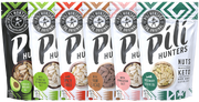 6-pack Pili Hunters™ Nut Variety FREE SHIPPING!