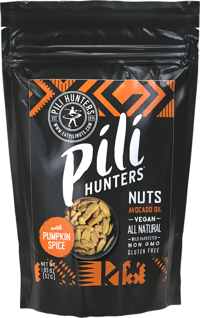 Pili Hunters™ Pumpkin Spice Pili Nuts - Up To 33% OFF