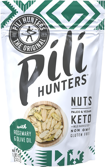 Pili Hunters™ Rosemary & Olive Oil (AS SEEN ON ABC's SHARK TANK)