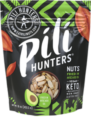 Pili Hunters™ Pili Nuts With Healthy Avocado Oil