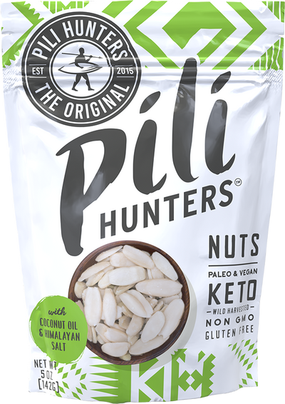 Pili Hunters™ Himalayan Salt & Coconut Oil BLOWOUT (Product Expires: 04/30/2021)
