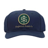 Tree Logo Baseball Hat