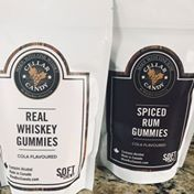 Real Whiskey Gummies