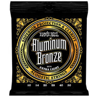 Ernie Ball Aluminum Bronze Extra Light