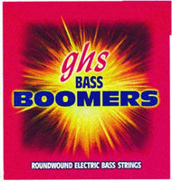 Ghs Electric Bass Boomers Medium 5 Str