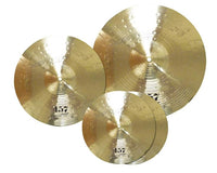 Wuhan Brass Cymbal Pack