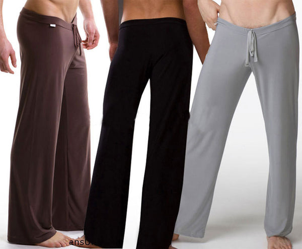 Men's Lounge Loose-Fitting Yoga Pant - Yogini Yoga Wear