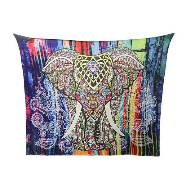 Mandala Tapestry Wall Hanging  210*150/150*130c - Yogini Yoga Wear