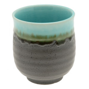 Turquoise Sky Teacup