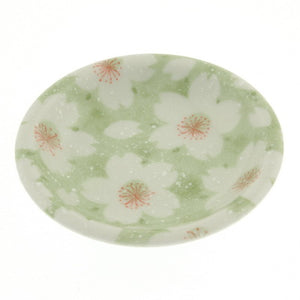 Green Dream Blossom Saucer