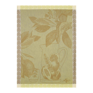 Eaux de Citrons Green Tea Towel